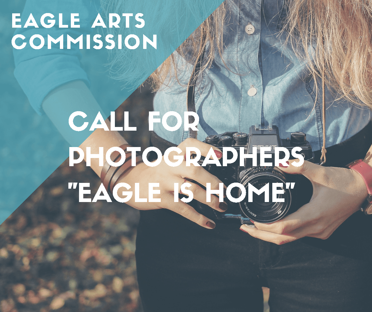 Call for Photographers graphic