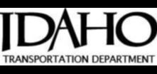 Idaho Department of Transportation Logo