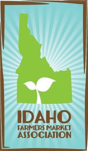 Logo of the Idaho Farmers Market Association