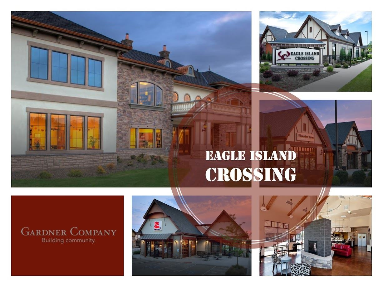 Eagle Island Crossing Banner