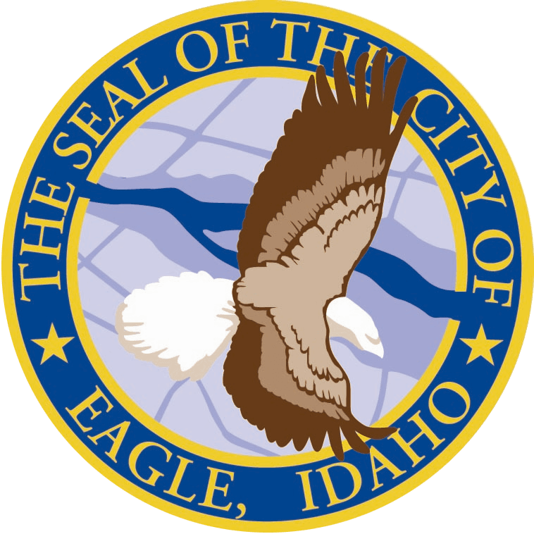 Seal of the City of Eagle Idaho