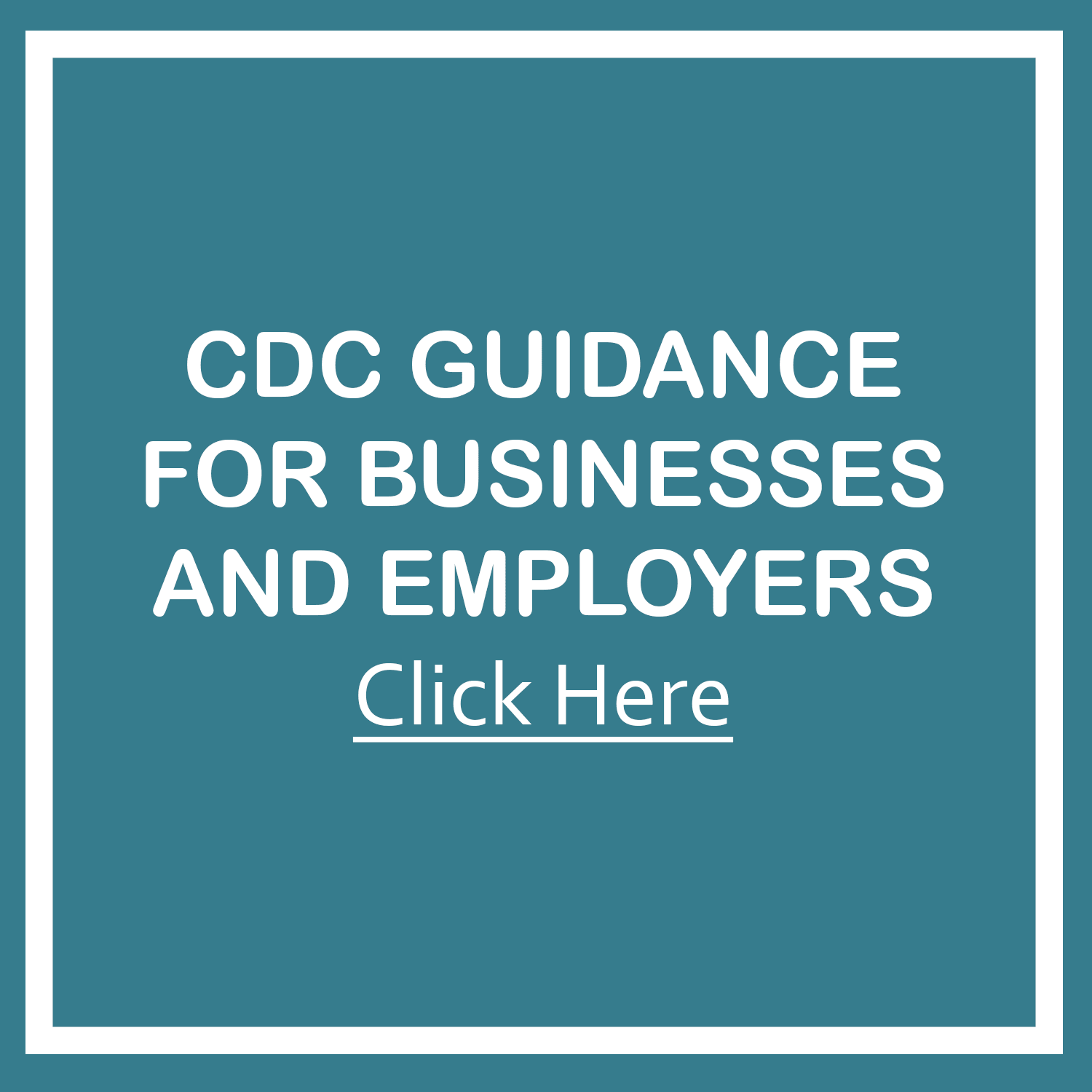 CDC guidnance for businesses