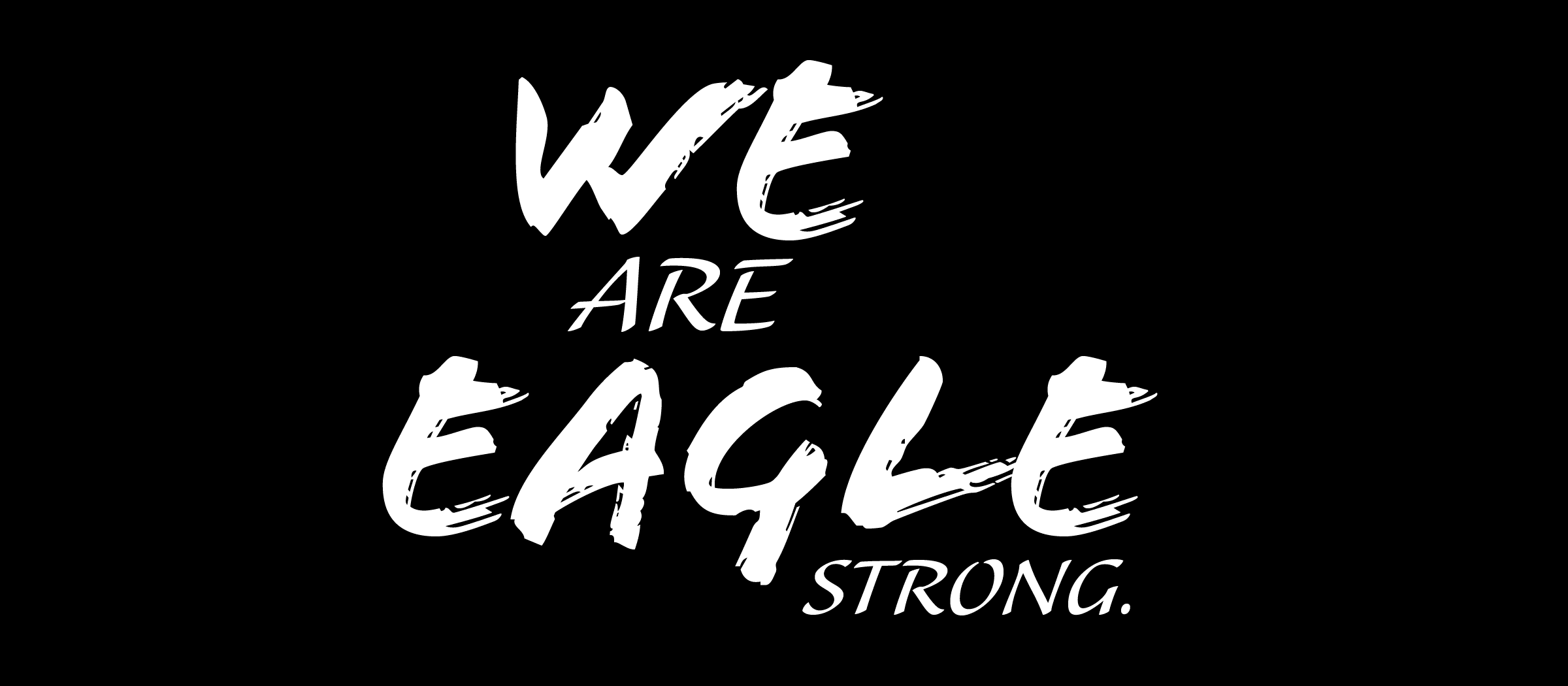 Eagle Strong Website Banner