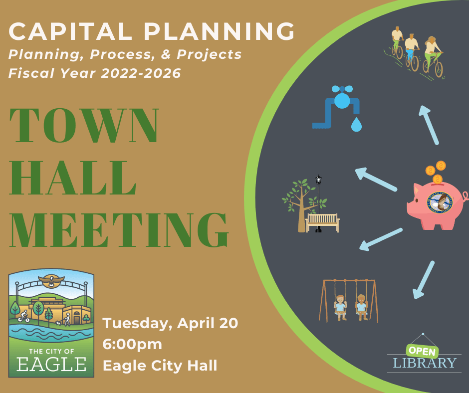 Capital Planning Town Hall Meeting