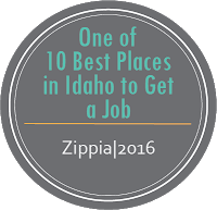 One of 10 Best Places in Idaho to Get a Job Zippia, 2016